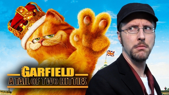Channel Awesome - Garfield 2: a tail of two kitties - nostalgia critic