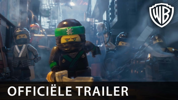 The Lego Ninjago Movie - Trailer 1, NL versie