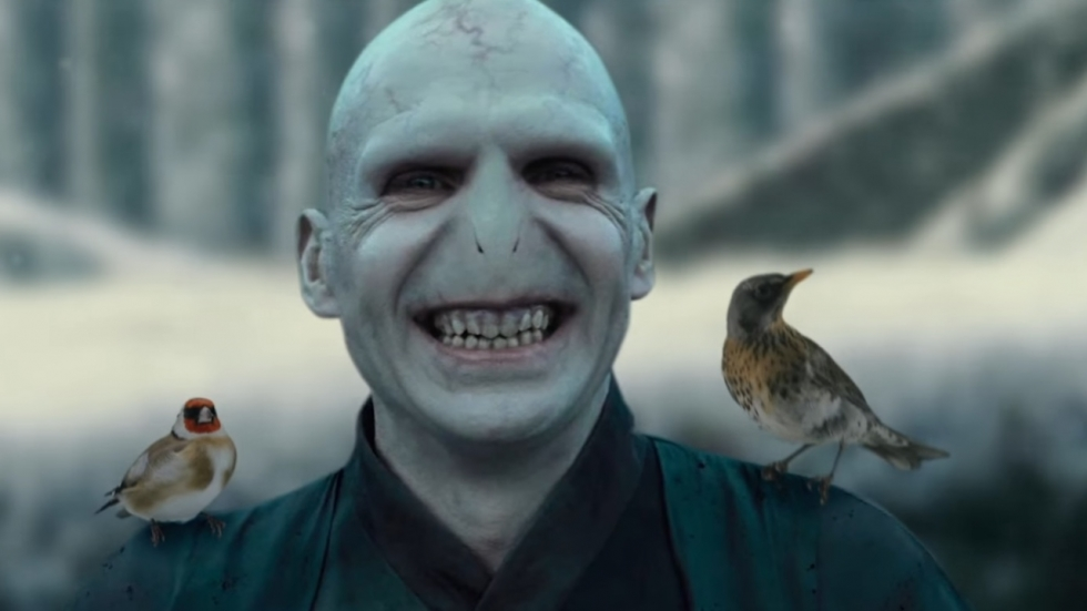 Lachen met trailer 'Beauty and Lord Voldemort'!