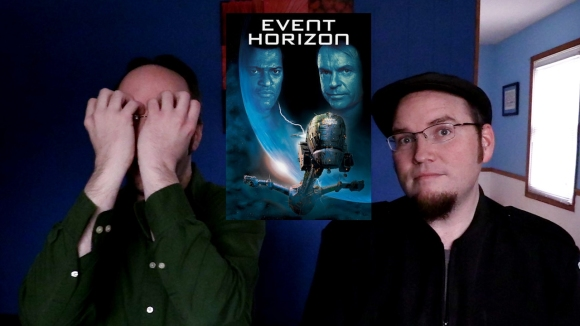 Channel Awesome - Nostalgia critic real thoughts on - event horizon