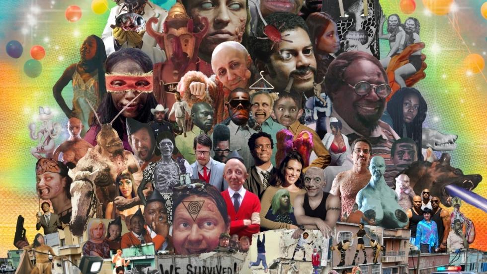 Bizarre, knotsgekke trailer 'Kuso' met Amerikaanse komieken