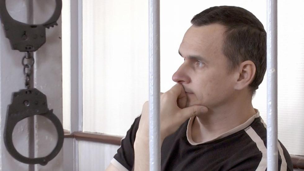 Filmwereld protesteert tegen de arrestatie van regisseur Oleg Sentsov