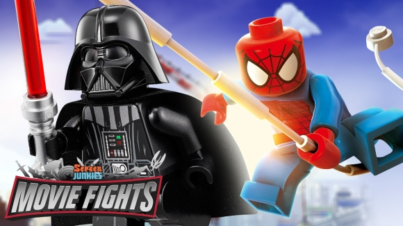 ScreenJunkies - Who should get their own lego movie? - movie fights!!
