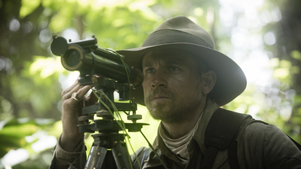 Charlie Hunnam in eerste clip 'The Lost City of Z'