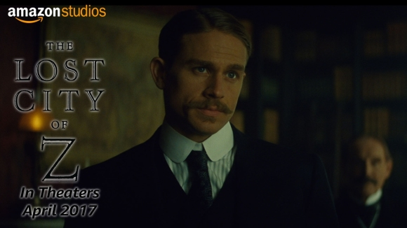 The Lost City of Z - Clip: Mapping