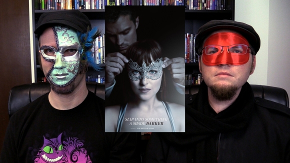 Channel Awesome - Fifty shades darker - sibling rivalry