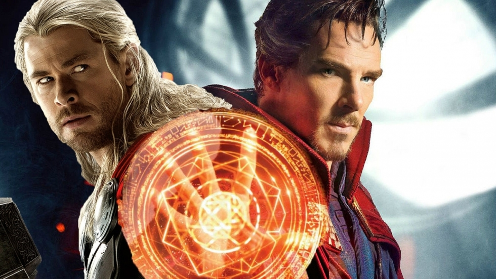 Thor & Doctor Strange in featurette 'Doctor Strange'