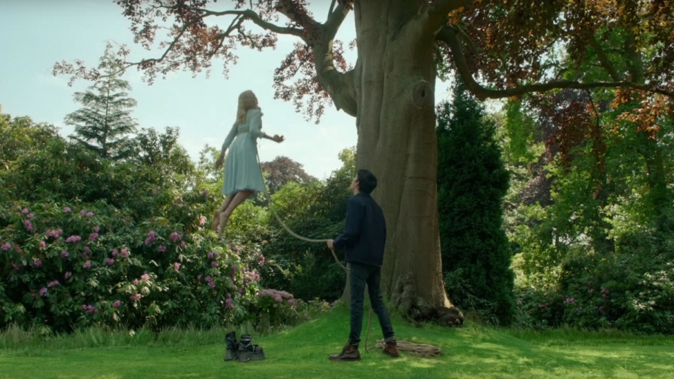 Blu-ray recensie: 'Miss Peregrine's Home for Peculiar Children'
