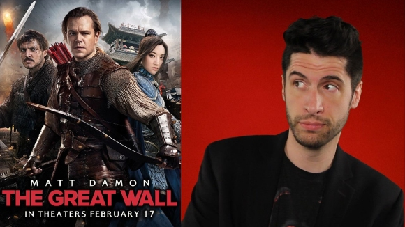 Jeremy Jahns - The great wall - movie review