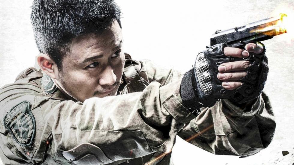 Tanks, explosies en middelvingers in trailer 'Wolf Warrior II'