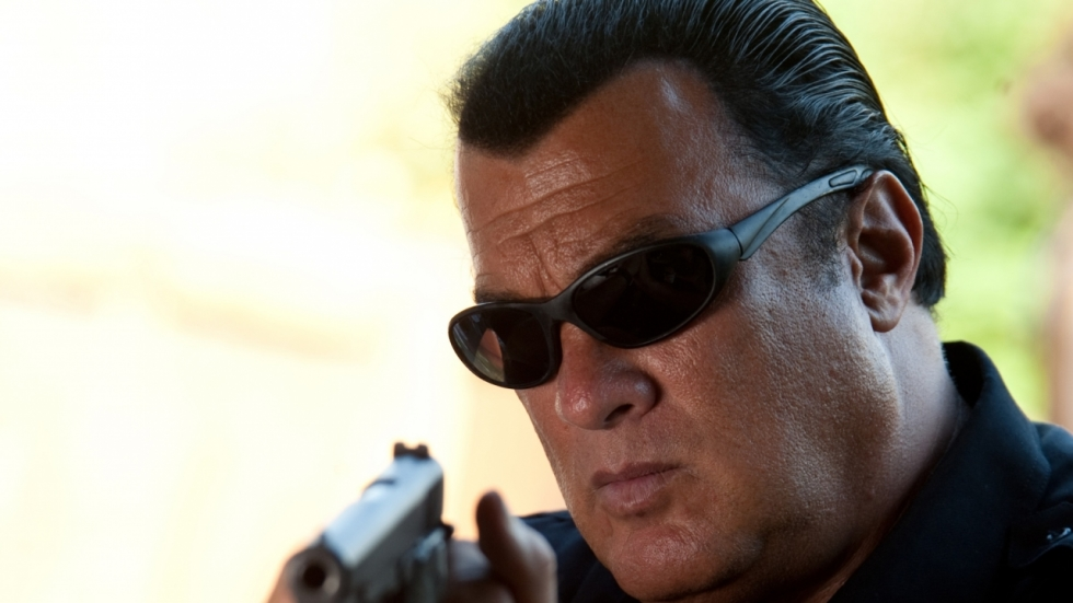 Steven Seagal gaat 'Paid on Death' worden
