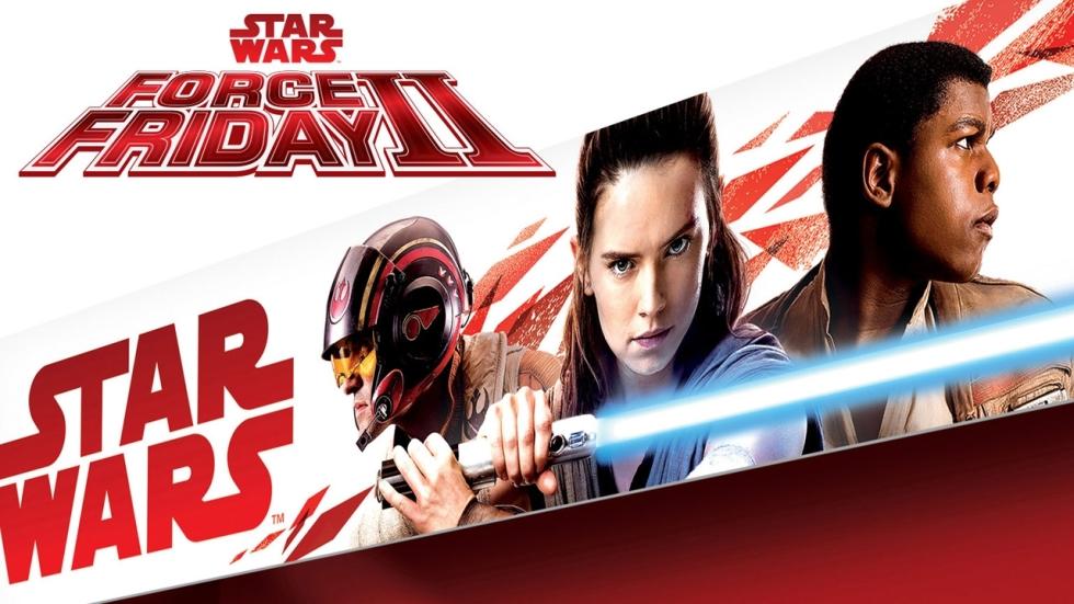 Eerste blik op 'Star Wars: The Last Jedi'!