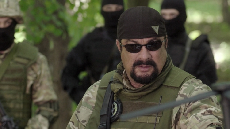 Blu-Ray Review: Killing Salazar