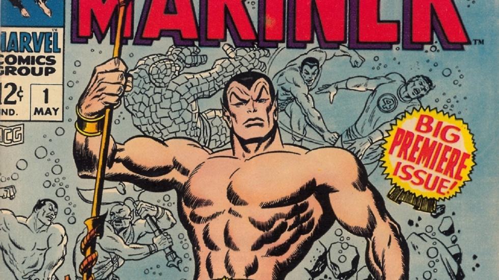 Gerucht: Marvel Studios heeft 'Namor the Sub-Mariner' in ontwikkeling