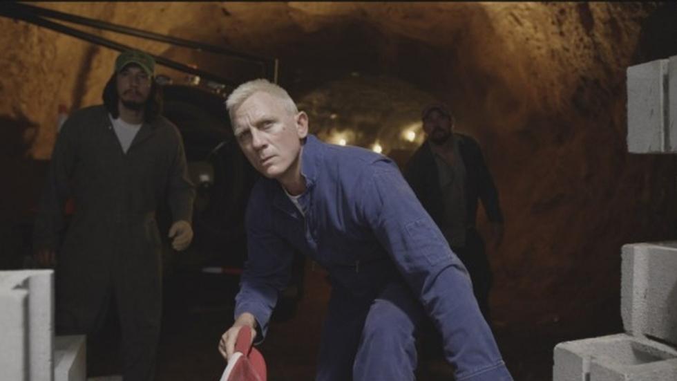 Daniel Craig in eerste officiële beeld 'Logan Lucky'