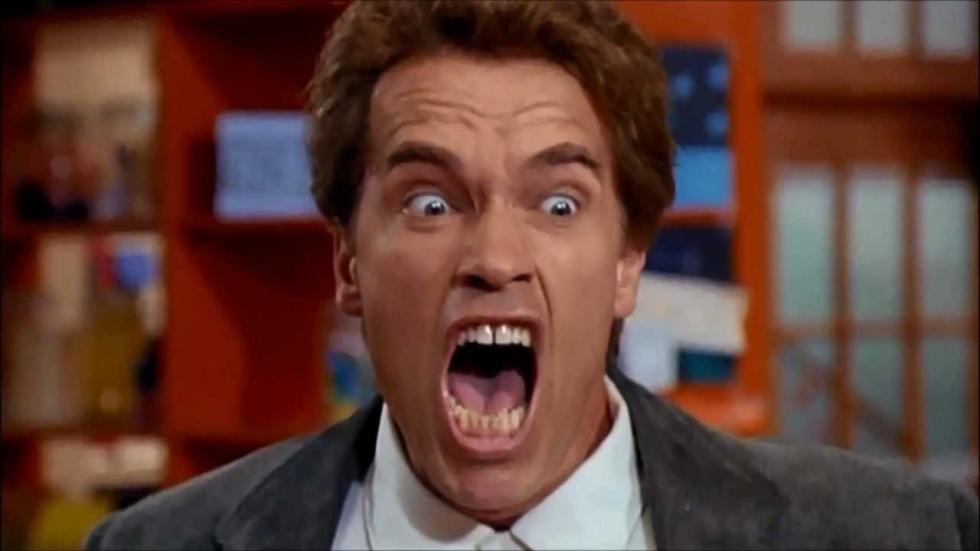 Geen Arnold Schwarzenegger in 'The Predator'
