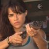 Michelle Rodriguez naast Viola Davis in Steve McQueens 'Widows'