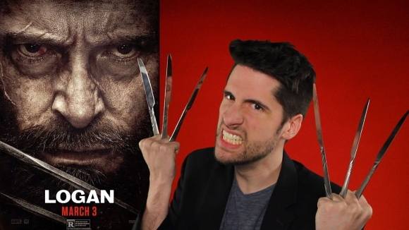 Jeremy Jahns - Logan - movie review