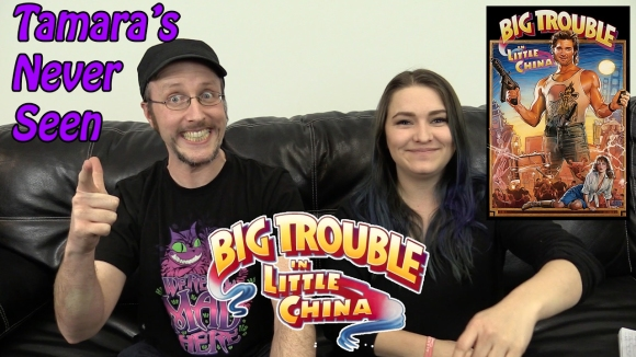 Channel Awesome - Big trouble in little china - tamara's never seen