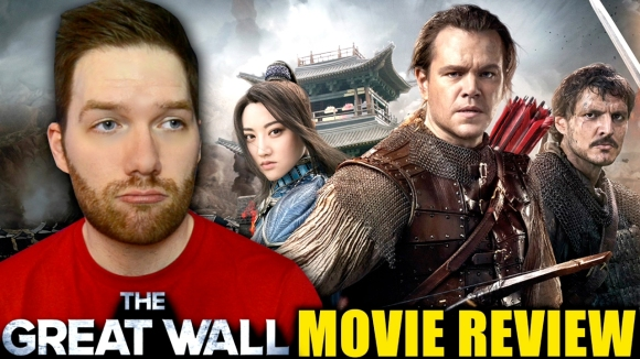 Chris Stuckmann - The great wall - movie review