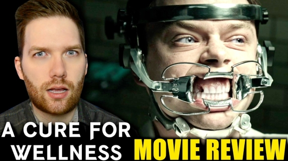 Chris Stuckmann - A cure for wellness - movie review
