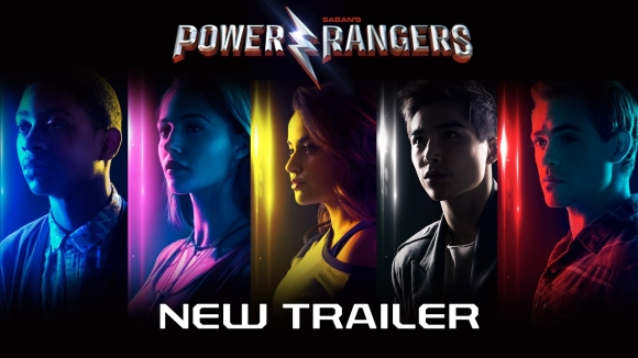 Power Rangers - All Star Trailer
