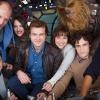 UPDATE: Eerste castfoto 'Han Solo' & Joonas Suotamo over Chewbacca