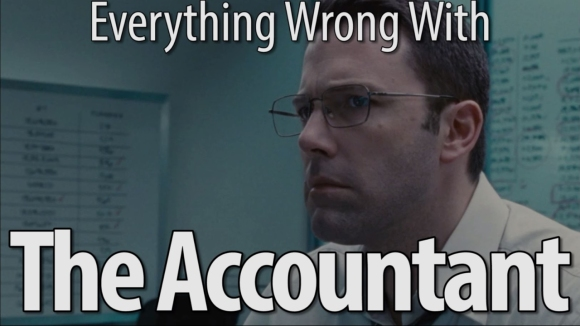 CinemaSins - Everything wrong with the accountant in 14 minutes or less