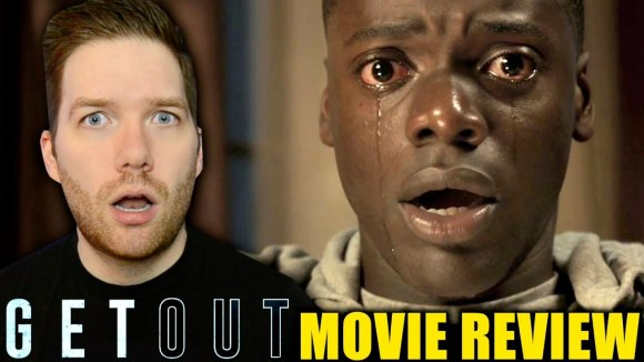 Chris Stuckmann - Get out - movie review