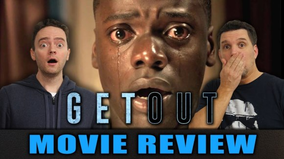 Schmoes Knows - Get out movie review