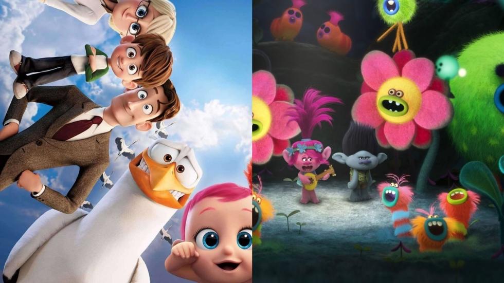 Blu-Ray Review: Trolls vs Storks