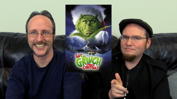 Channel Awesome - Nostalgia critic real thoughts on - the grinch