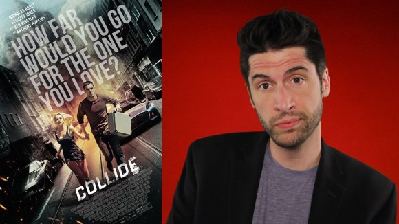 Jeremy Jahns - Collide - movie review
