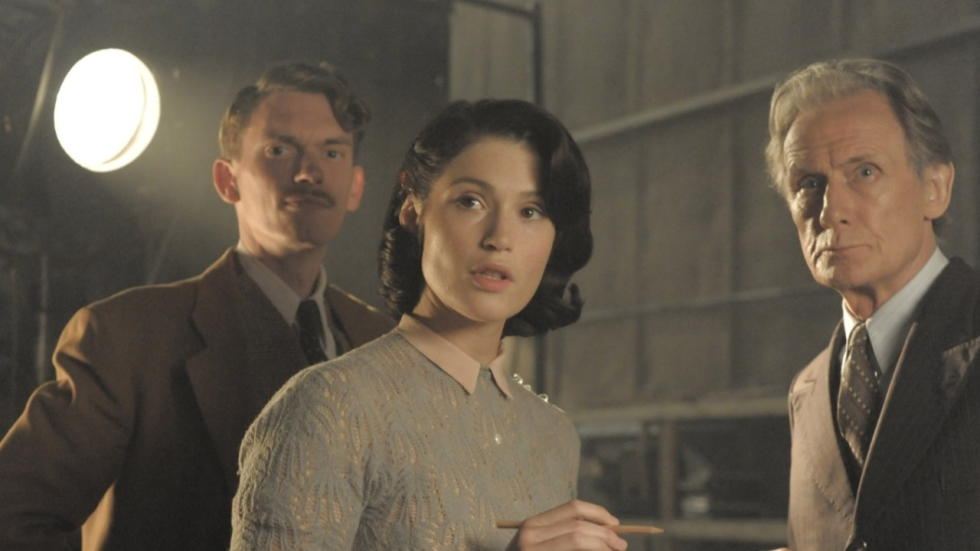 Gemma Arterton maakt propaganda in trailer 'Their Finest'