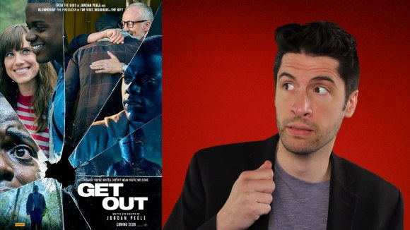 Jeremy Jahns - Get out - movie review