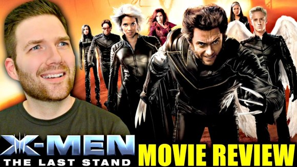 Chris Stuckmann - X-men: the last stand - movie review