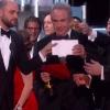 Hollywood's elite over gigantische Oscar-blunder