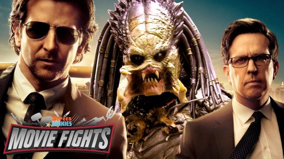 ScreenJunkies - Improve a movie by adding predator! - movie fights!!