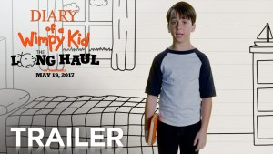 Diary of a Wimpy Kid: The Long Haul (2017) video/trailer