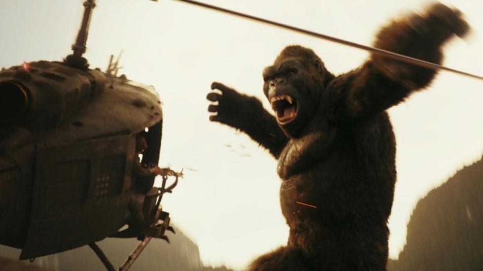 Indrukwekkende laatste trailer 'Kong: Skull Island'