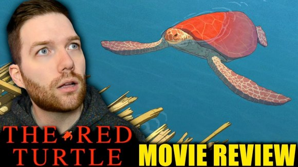 Chris Stuckmann - The red turtle - movie review