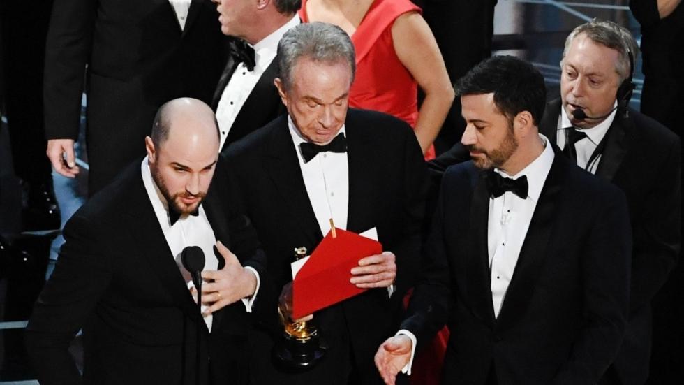 Excuses voor Oscar-debacle 'Beste Film' en nog een blunder