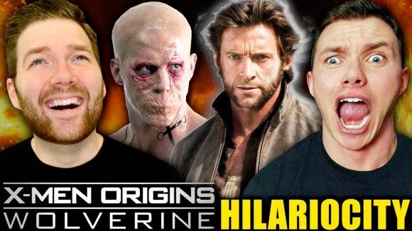 Chris Stuckmann - X-men origins: wolverine - hilariocity review