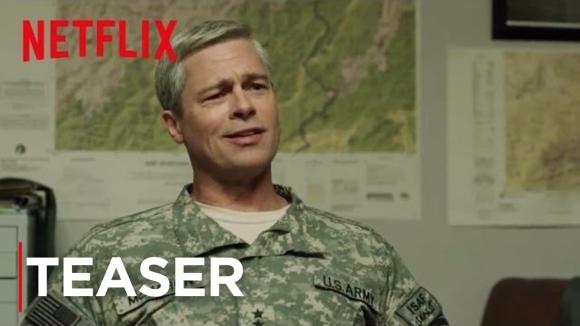 War Machine - Teaser Trailer