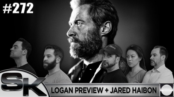 Schmoes Knows - Sk show #272: logan preview + jared haibon in studio