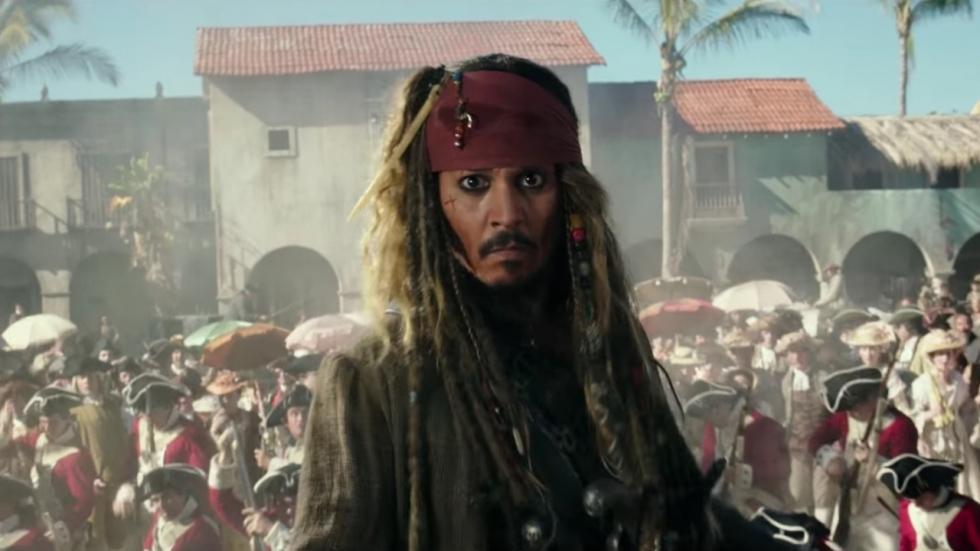 Gloednieuwe trailer laatste (?) 'Pirates'-film