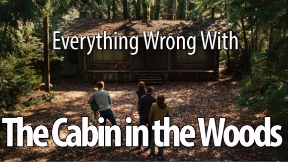 CinemaSins - Everything wrong with the cabin in the woods