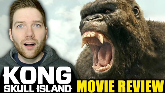 Chris Stuckmann - Kong: skull island - movie review