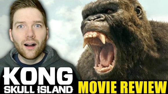 Chris Stuckmann - Kong: skull island - movie review