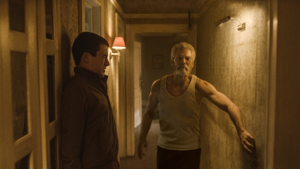 Blu-Ray Review: Don't Breathe